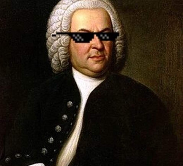 Bach Glasses